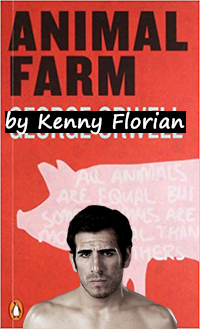 Kenny Florian Releases His First Novel Titled Animal Farm Mma Laundry